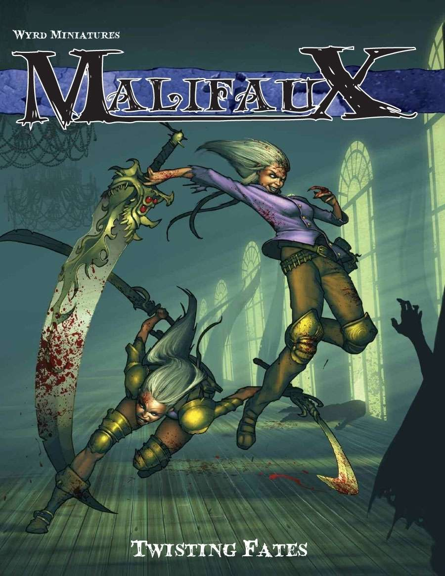 Malifaux - Twisting Fates Expansion - 1.5