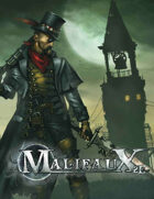 Malifaux - Core Rulebook - 2E