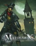 Malifaux - Core Rulebook - 2E