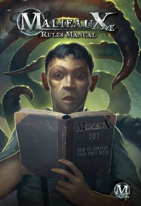 Malifaux - RULES ONLY Handbook - 2E
