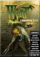 Wyrd Chronicles - Ezine - Issue 08