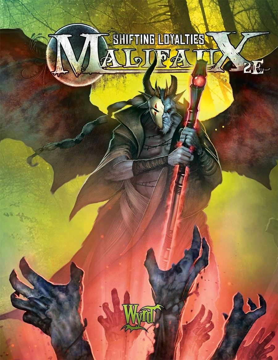 Malifaux 2e Pdf