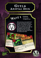 Guild Wave 1 Arsenal Deck