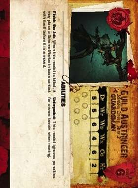 Guild Austringer A Wyrd Miniatures Malifaux 2nd Edition Wargame Vault The best new legendary hand cannon in destiny 2, season of opulence? premium us poker card s