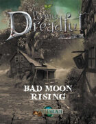 Through the Breach - Penny Dreadful One Shot - Bad Moon Rising