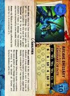 Arcane Emissary & Upgrades