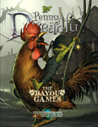 Through the Breach RPG - Penny Dreadful - The Bayou Games