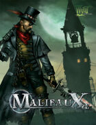 Malifaux 2E - Core (German)