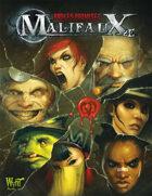 Malifaux - Broken Promises - 2E