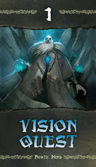 DCR Expansion - Vision Quest Cards