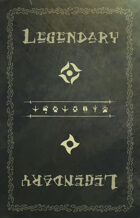 DCR Expansion - Legendary Item Cards