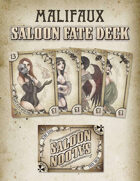 Saloon Fate Deck