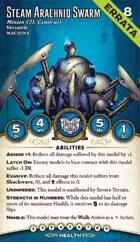 Steam Arachnid Swarm A