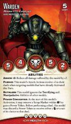Warden B
