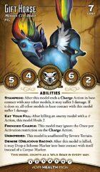 Gift Horse B