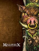 Malifaux - Bayou Faction Book - M3E