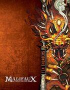 Malifaux - Ten Thunders Faction Book - M3E
