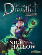 Through the Breach RPG - Penny Dreadful One Shot - A Night in Hallow