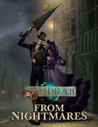 Through the Breach RPG - From Nightmares (Expansion Book)