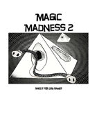 Magic Madness 2: Spells For OSR Games