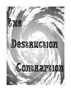 The Destruction Contraption: A Low Level OSR Adventure