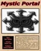 Mystic Portal (Solo Adventure)