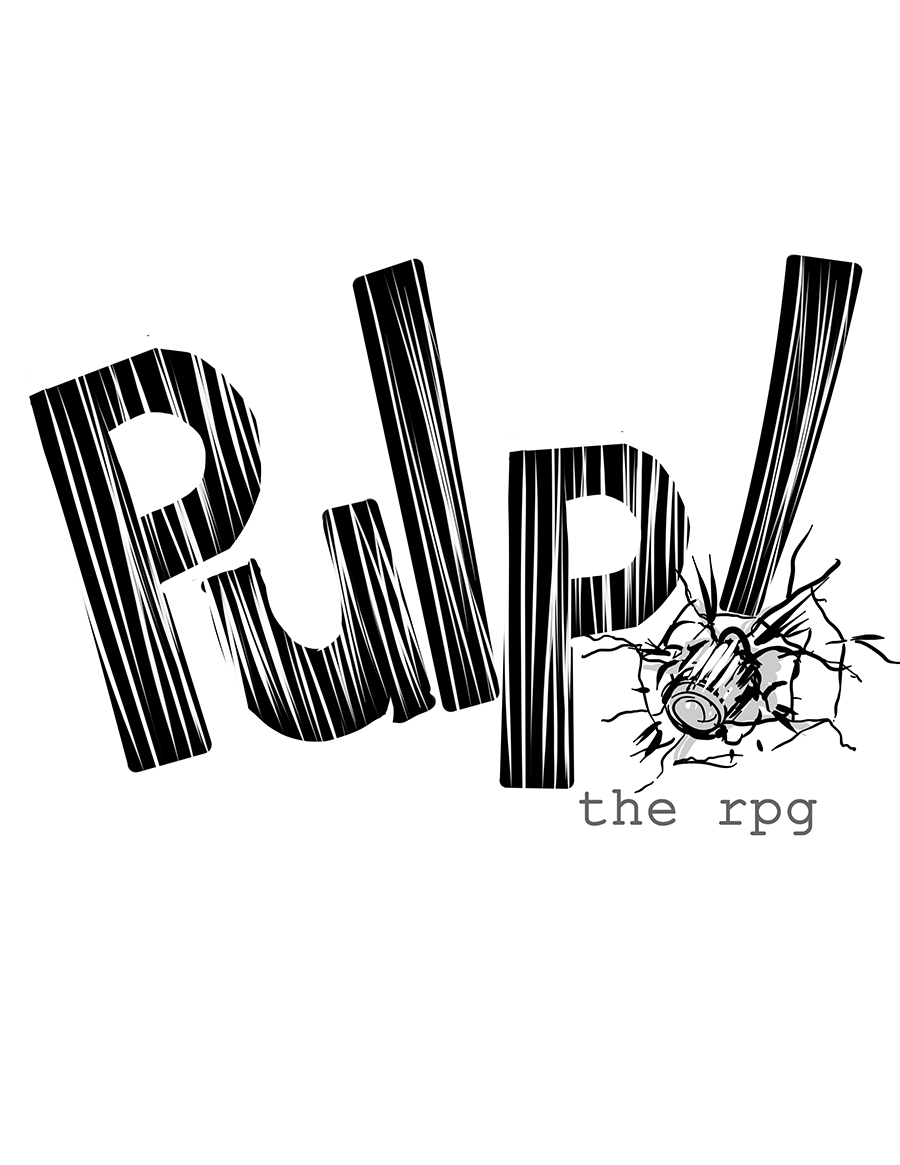 Pulp! the RPG Core Rules - Beer Star Games | DriveThruRPG.com