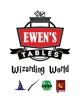 Ewen's Tables: Wizarding World
