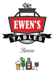 Ewen's Tables: Booze