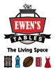 Ewen's Tables: The Living Space