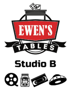 Ewen's Tables: Studio B