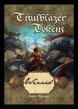 Trailblazer Tokens - Wizard