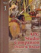 Studio Companion: Dixon and Rhead