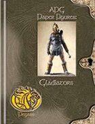 APG Paper Figures: Gladiators ($1.00)