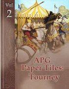 APG Paper Tiles Vol. II: Tourney ($1.00)