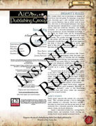 Insanity: A Game Enhancement