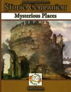 Studio Companion: Mysterious Places