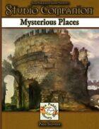 Studio Companion: Mysterious Places
