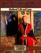 Medieval Life and Laws