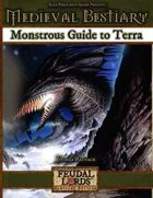Medieval Bestiary: Monstrous Guide