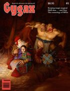 Gygax magazine issue #1