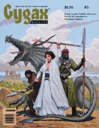 Gygax magazine issue #5