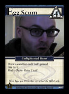 Egg Scum - Custom Card