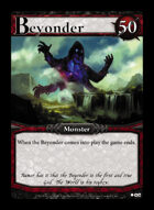 Beyonder - Custom Card