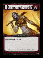 Diamondback - Custom Card