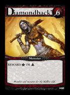 Diamondback - Custom Card