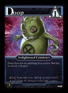 Doop - Custom Card