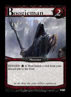 Boogieman - Custom Card