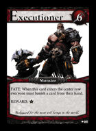 Executioner  - Custom Card