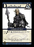 Deathshead - Custom Card